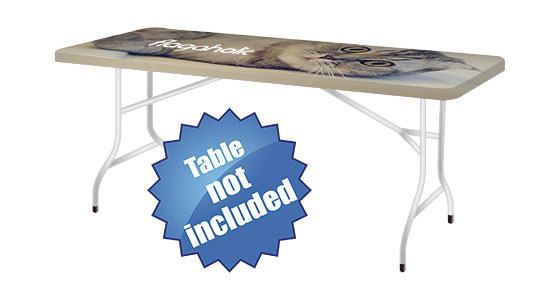Full Color Table Topper