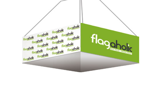 Square Overhead Hanging Banner-2