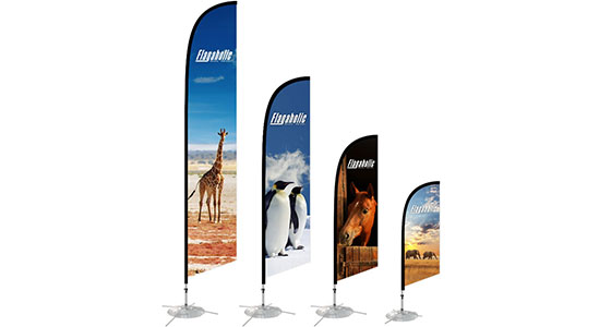 Medium Feather Banner 3.5M-2