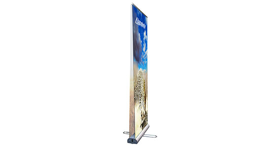 Double-Sided Roll Up Banner Stand